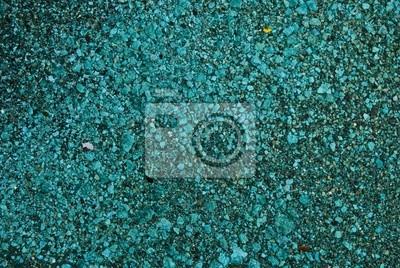 mineralische Texturen von Kupferminen