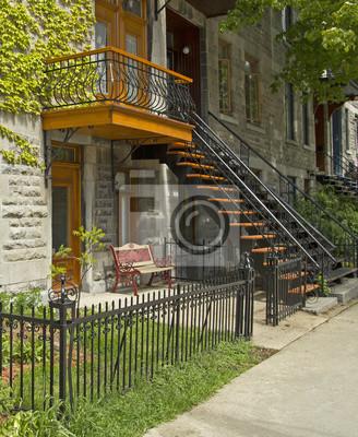 montreal Häuser