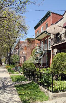 Montreal Nachbarschaft