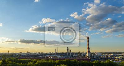 Moskau Öl-Verarbeitungsbetrieb