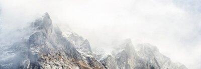 Poster Mountain, Jungfrau region, Switzerland