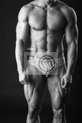 Mann bodybuilder Herbie Mann