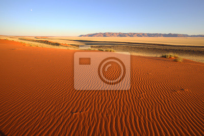 Muster in den Sand