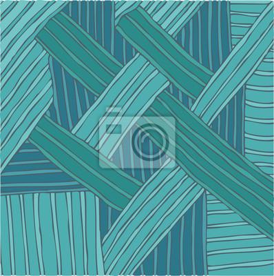 Nahtlose Zickzack Muster auf Papier Textur