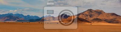 Poster Namib desert, Namibia Africa landscape