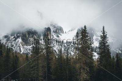Poster Natur in den Dolomiten, Italien