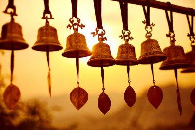 Poster Nepaly Glocken