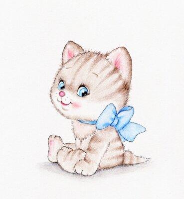 Poster Nettes Kätzchen