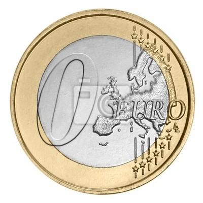 Null Euro Münze Wandposter Poster Fälschung Schein 0 Myloviewde