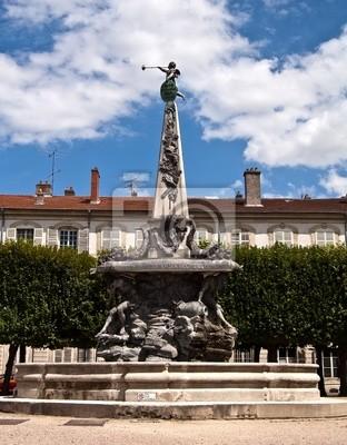 Ort Fontaine d'alliance à Nancy