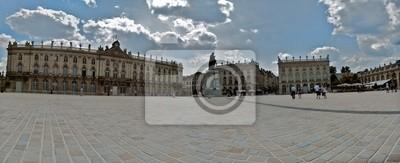 Panorama de la Place Stanislas Nancy à en Lorraine