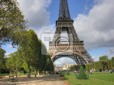 Paris im Oktober