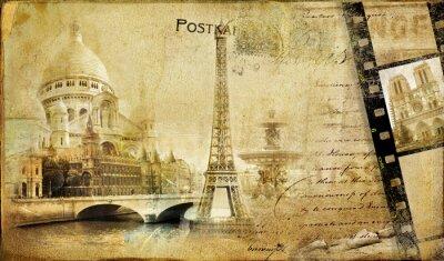 Paris paris .. vintge Fotoalbum Serie