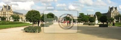 Paris. Tuilry Garten