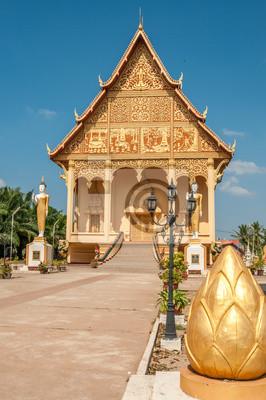 Pha That Luang Komplex