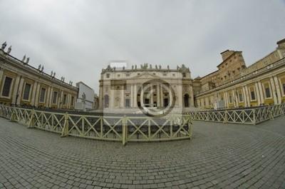 Piazza San Pietro, Vatikan