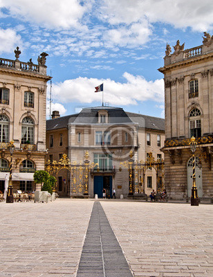 Place Stanislas Nancy à en Lorraine