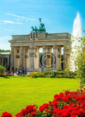 Porte de Brandebourg, Brandenburger Tor, Brandenburger Tor, Berlin, Deutschland