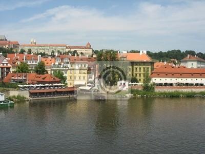Prag. Arten von Stadt.