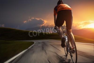 Poster Radfahren