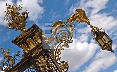 Réverbère de la Place Stanislas Nancy à