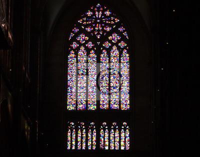 Richter Fenster Im Kolner Dom Wandposter Poster Rheinland Tour Tourismus Kirchlichen Myloview De