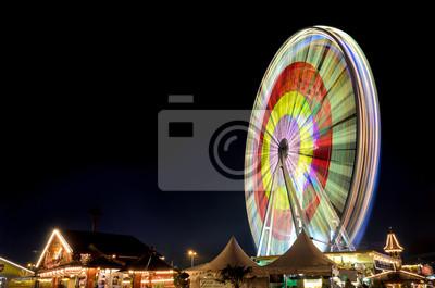 Riesenrad am Schützenfest Hannover