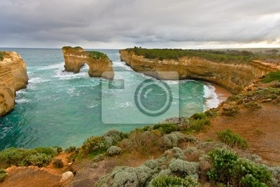 Rock formations, Great Ocean Road, VIC, Australia