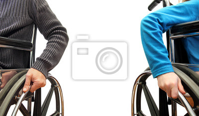 Rollstuhl Menschen