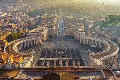 Poster Rom, Italien.