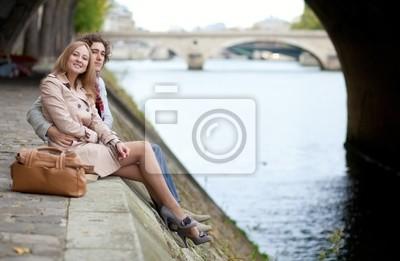 Romantik zu zweit in Paris, mit einem Datum