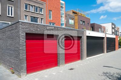 rot Garage