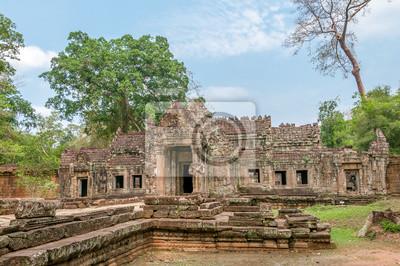 Ruinen in Angkor