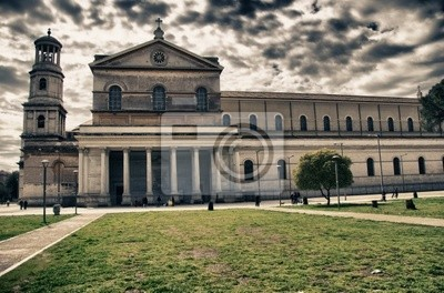 San Paolo fuori le Mura, Rom