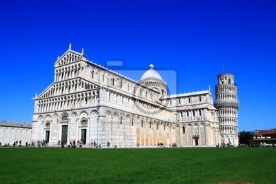 Schiefer Turm von Pisa, Pisa Duomo Italien
