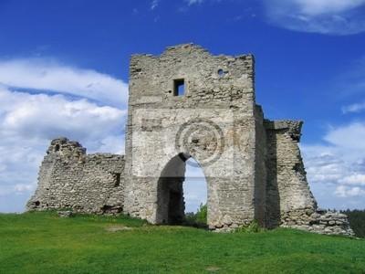 Schloss auf dem Bona
