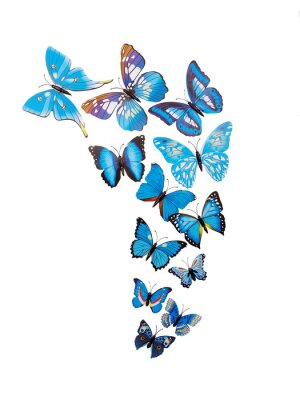 Poster Schmetterlinge Wandaufkleber