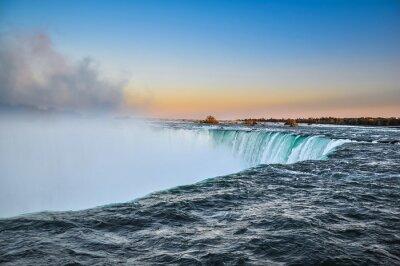 Poster Schöne Niagara Wasserfälle, Kanada