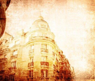 schönen Pariser Straßen