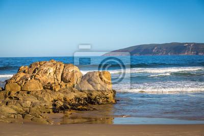 Schöner Strand in Südafrika