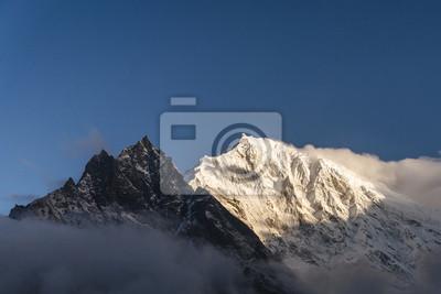 Schwarze und Weiße Berge