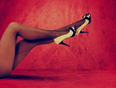 Poster Seductive legs