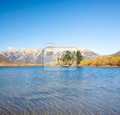 See Pearson Arthurs Pass Nationalpark Neuseeland