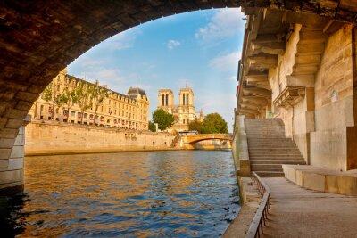 Seine, Paris, Frankreich