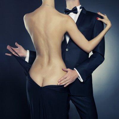 Poster Sensual Paar