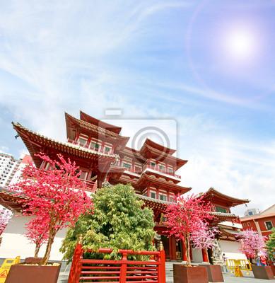 Singapur China Tempel