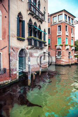 sity landscape  in Venice, Italy. popular tourist attraction. Wonderful exciting places. (vacation, rest - concept)