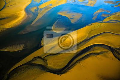 Poster Skelettküste - Namibia