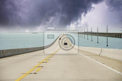 Sky Colors am Overseas Highway