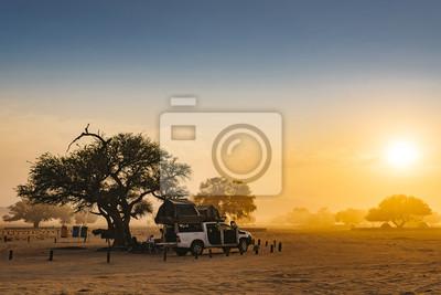 Poster Sossusvlei, Namibia